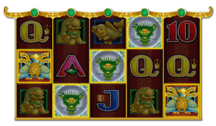Mobile Genting 5 Dragon Slots 2nd Prize Winning Image