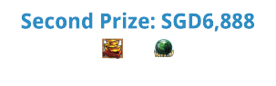 Second Prize of Jackpot Machine